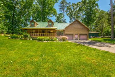 Ringgold Single Family Home For Sale: 4599 Long Hollow Road
