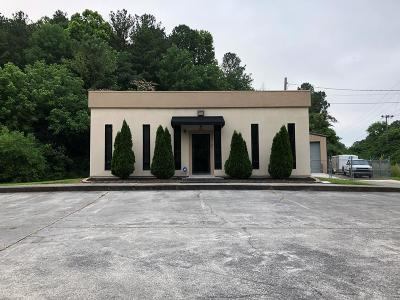 Catoosa County, Whitfield County, Murray County Commercial For Sale: 1229 Coronet Drive