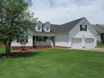 Ringgold Single Family Home For Sale: 390 Cardinal Road
