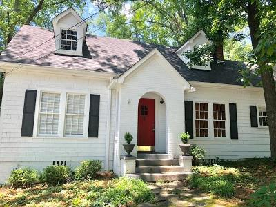 Dalton Single Family Home For Sale: 914 W Walnut Avenue