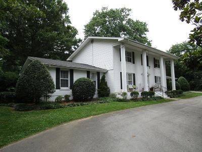 Dalton Single Family Home For Sale: 109 Huntington Road