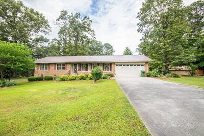 Chatsworth, Eton Single Family Home For Sale: 1206 Misty Valley Drive