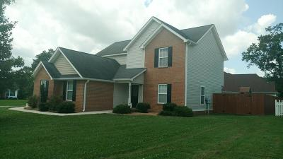 Ringgold Single Family Home For Sale: 647 Peachtree Circle