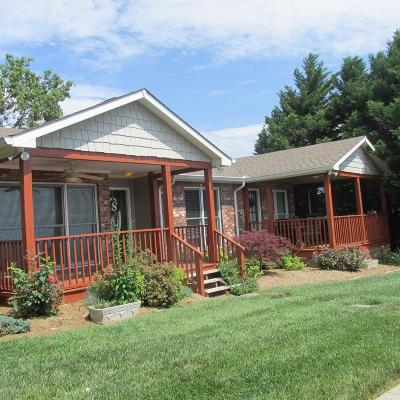 Chatsworth, Eton Single Family Home For Sale: 4215 Hwy 52