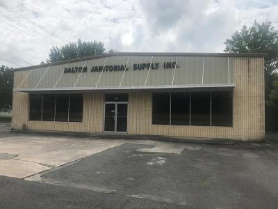 Catoosa County, Whitfield County, Murray County Commercial For Sale: 814 E Morris Street