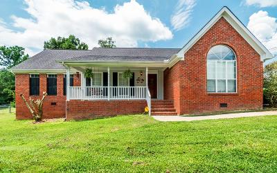 Ringgold Single Family Home For Sale: 242 Teal Drive