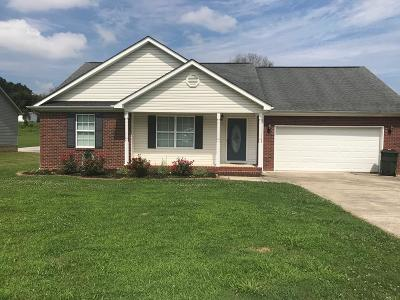 Ringgold Single Family Home For Sale: 97 Hatfield Drive