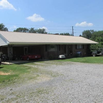 Chatsworth Multi Family Home For Sale: 6381 Hwy 225n