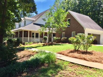 Cohutta, Varnell Single Family Home For Sale: 354 Golf View Drive