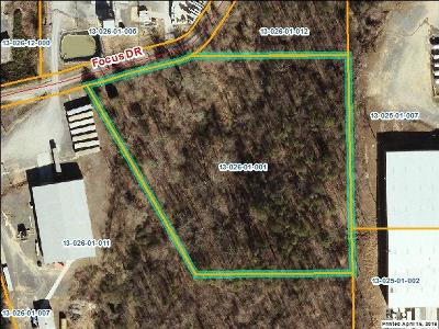 Chatsworth, Eton, Cohutta, Varnell, Dalton, Ringgold, Rocky Face, Tunnel Hill Residential Lots & Land For Sale: Focus Drive