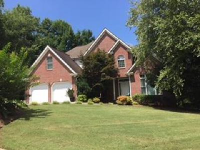 Rocky Face Single Family Home For Sale: 254 Paradise Drive