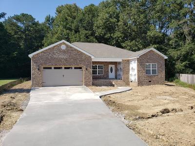 Dalton Single Family Home For Sale: 2120 Miller Grove Drive