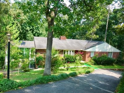 Dalton Single Family Home For Sale: 1209 W Lakeshore Drive
