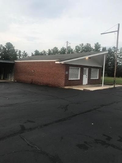 Catoosa County, Whitfield County, Murray County Commercial For Sale: 596 Lafayette Road
