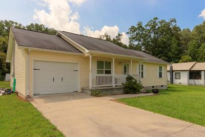 Cohutta, Varnell Single Family Home For Sale: 5147 Red Clay Road