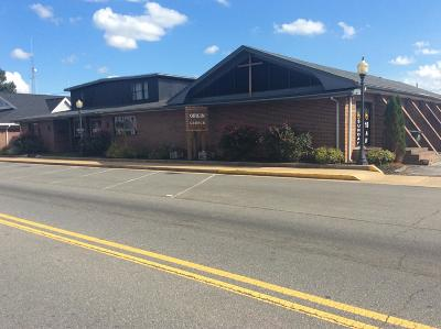 Catoosa County, Whitfield County, Murray County Commercial For Sale: 7638 Nashville Street