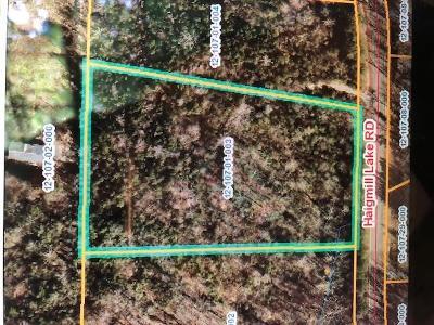 Chatsworth, Eton, Cohutta, Varnell, Dalton, Ringgold, Rocky Face, Tunnel Hill Residential Lots & Land For Sale: Haig Mill Lake Rd