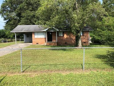 Cohutta, Varnell Single Family Home For Sale: 4403 Emerald Drive