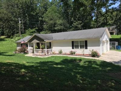 Ringgold Single Family Home For Sale: 36 Janie Avenue