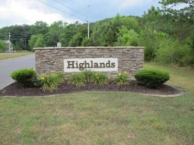 Rocky Face, Tunnel Hill Residential Lots & Land For Sale: Lot 16 Highland Circle