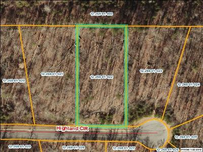 Rocky Face, Tunnel Hill Residential Lots & Land For Sale: Lot 22 Highland Circle