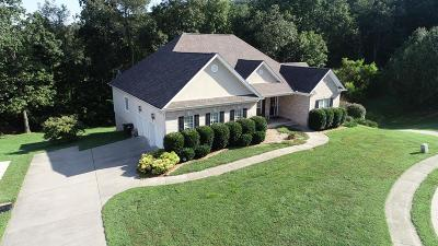 Ringgold Single Family Home For Sale: 105 Will Ridge Road