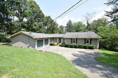 Dalton Single Family Home For Sale: 1216 Covie Drive