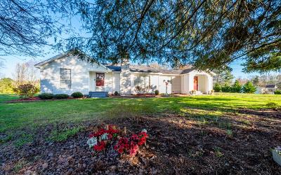 Tunnel Hill Single Family Home For Sale: 1037 Tunnel Hill Road