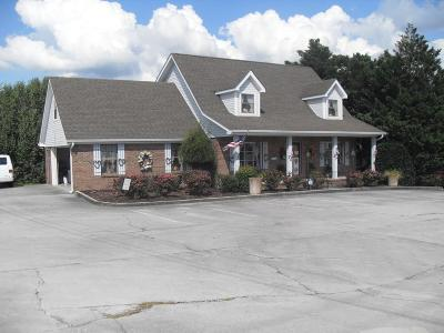 Catoosa County, Whitfield County, Murray County Commercial For Sale: 3083 Battlefield Parkway