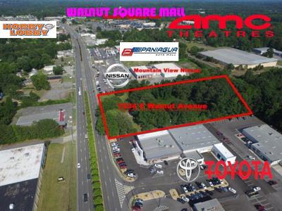 Chatsworth, Eton, Cohutta, Varnell, Dalton, Ringgold, Rocky Face, Tunnel Hill Residential Lots & Land For Sale: 1534 E Walnut Avenue