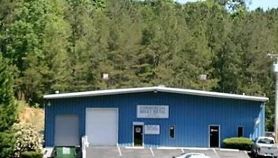 Catoosa County, Whitfield County, Murray County Commercial For Sale: 2395 NE Maddox Chapel Rd