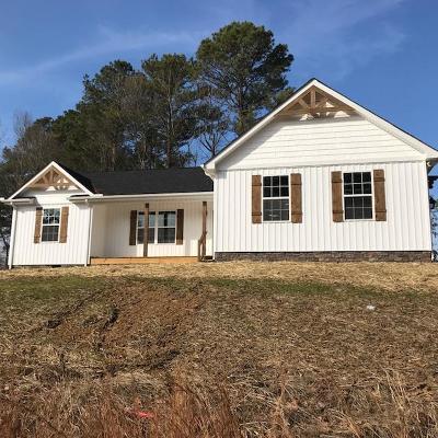 Dalton Single Family Home For Sale: 194 Creek's Cove