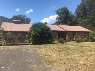 Dalton Single Family Home For Sale: 2319 Cleveland Hwy