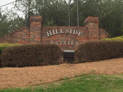 Rocky Face, Tunnel Hill Residential Lots & Land For Sale: Lot 11 Hillside Drive