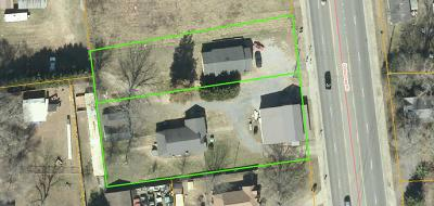 Catoosa County, Whitfield County, Murray County Commercial For Sale: 3315 Chattanooga Road