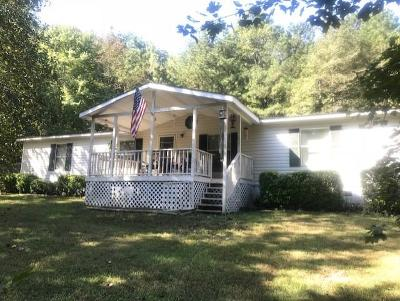 Single Family Home Sale Pending: 427 Towe Chapel Road