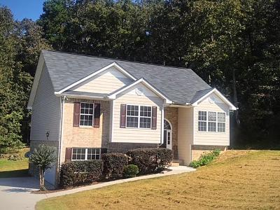Cohutta, Varnell Single Family Home For Sale: 111 Vicmiron Drive