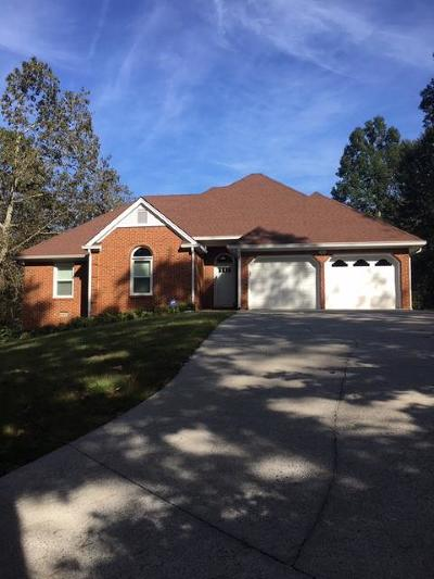 Rocky Face Single Family Home For Sale: 409 Lafayette Road