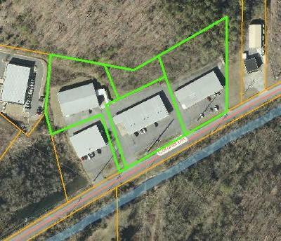 Catoosa County, Whitfield County, Murray County Commercial For Sale: 1221 Coronet Drive