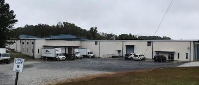 Catoosa County, Whitfield County, Murray County Commercial For Sale: 2600 Abutment Road