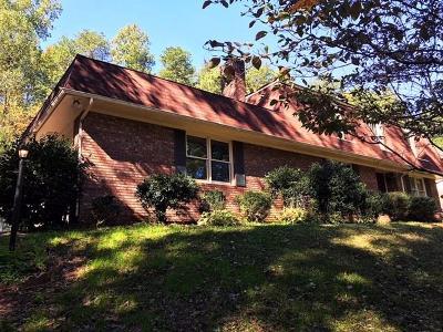 Dalton Single Family Home For Sale: 107 Davidson Drive