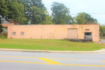 Catoosa County, Whitfield County, Murray County Commercial For Sale: 201/207 S Glenwood Avenue