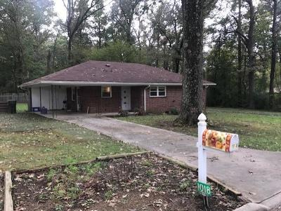 Single Family Home For Sale: 1018 Alabama Drive