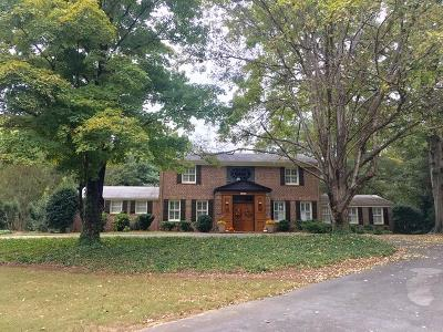 Dalton Single Family Home For Sale: 111 Huntington Road
