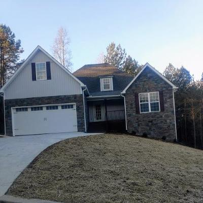 Rocky Face, Tunnel Hill Single Family Home For Sale: 106 Willow Run
