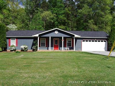 Ringgold Single Family Home For Sale: 294 Hickory Drive