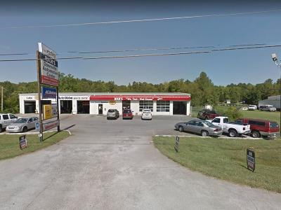 Catoosa County, Whitfield County, Murray County Commercial For Sale: 1229 Dawnville Road