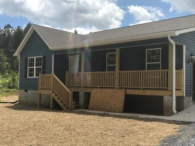 Dalton Single Family Home For Sale: Tract 8 Rauschenberg Road