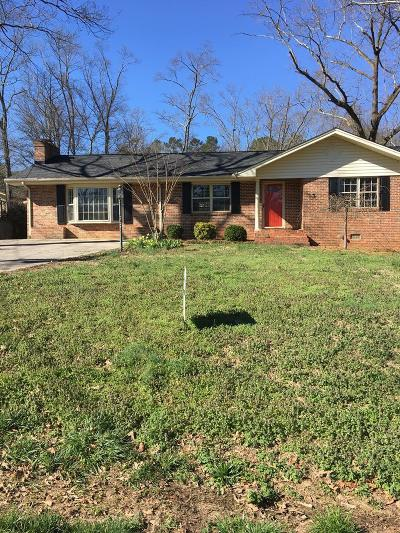 Dalton Single Family Home For Sale: 222 Riderwood Drive
