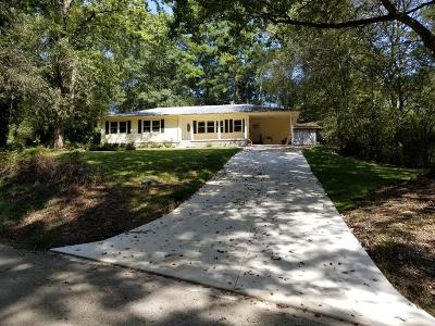 Dalton Single Family Home For Sale: 1069 Groves Drive
